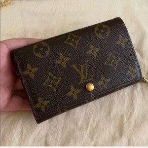 🤎Louis Vuitton monogram wallet🤎